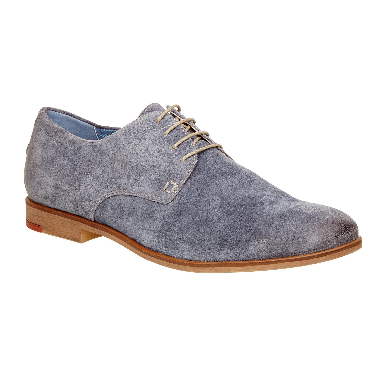 Chaussure lacée Derby en cuir
