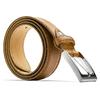 Ceinture classique en cuir bata, Brun, 954-3828 - 26