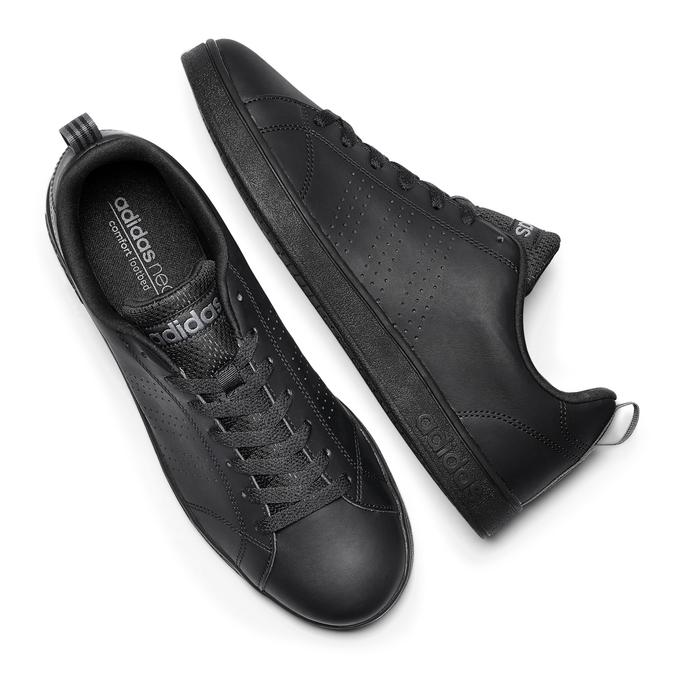 Tennis noire pour homme adidas, Noir, 801-6144 - 19