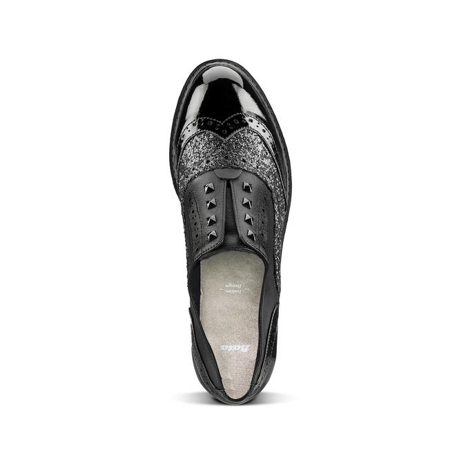 Chaussures Femme bata, Noir, 511-6240 - 17