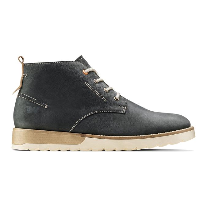 Chaussures Homme weinbrenner, Bleu, 896-9452 - 26