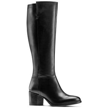 Women's shoes bata, Noir, 694-6361 - 13