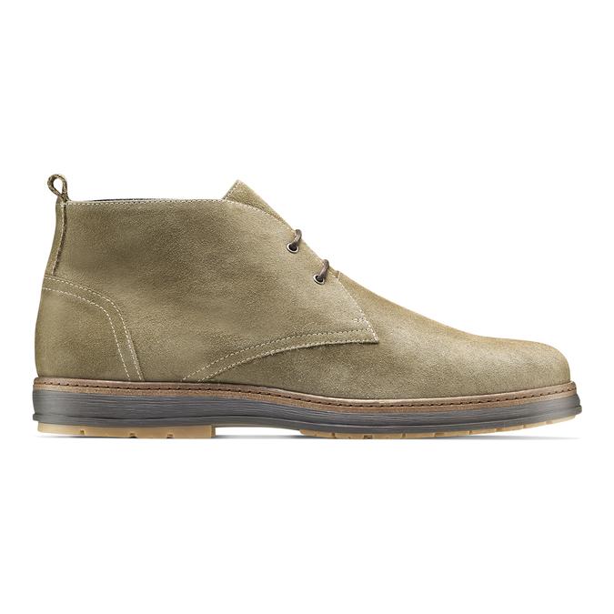 Chaussures Homme bata, Gris, 823-2535 - 26