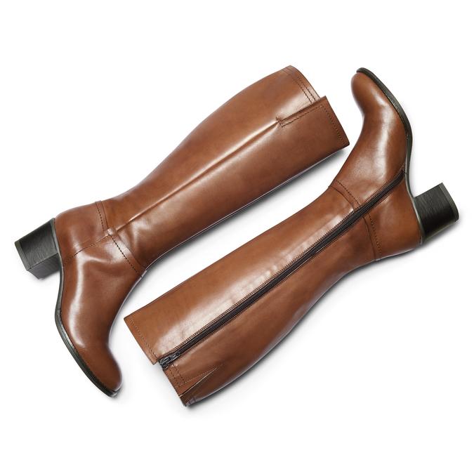 Chaussures Femme bata, Brun, 694-3361 - 19