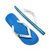 Tongs colorées ipanema, Bleu, 872-9121 - 26