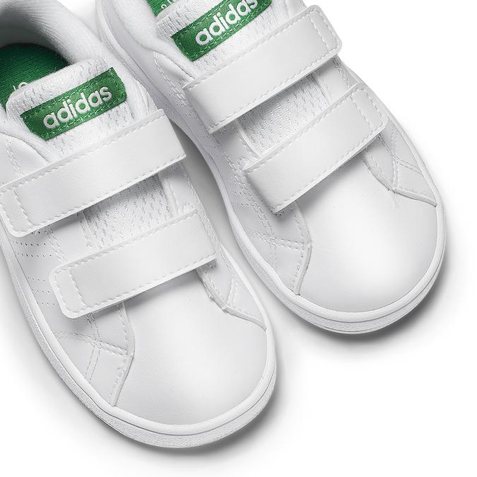 Basket enfant Adidas adidas, Blanc, 101-1233 - 19
