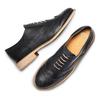 Chaussure Oxford en cuir femme bata, Noir, 524-6482 - 26