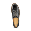 Chaussure Oxford en cuir femme bata, Noir, 524-6482 - 17