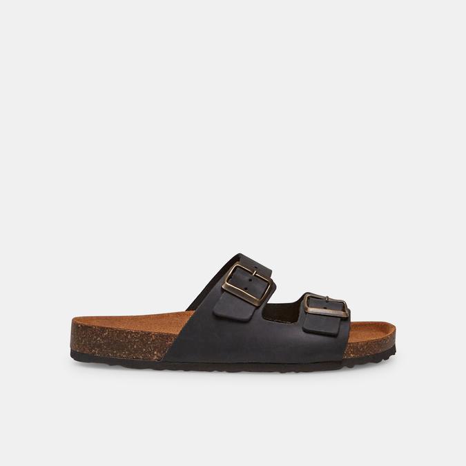 Men's shoes bata, Noir, 866-6238 - 13