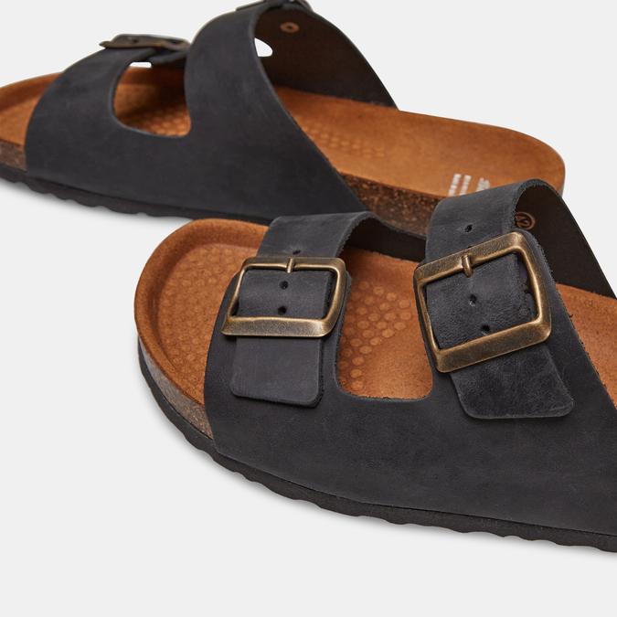 Men's shoes bata, Noir, 866-6238 - 15