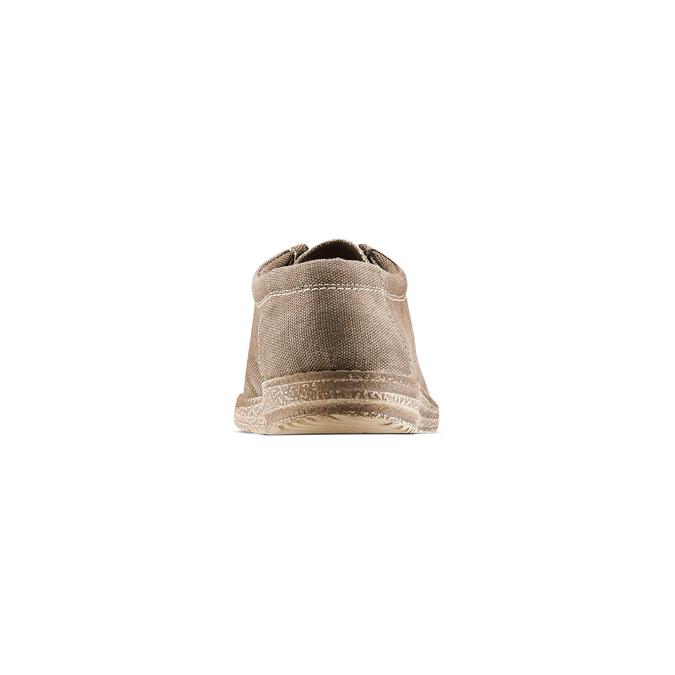 Men's shoes bata, Beige, 859-2280 - 15