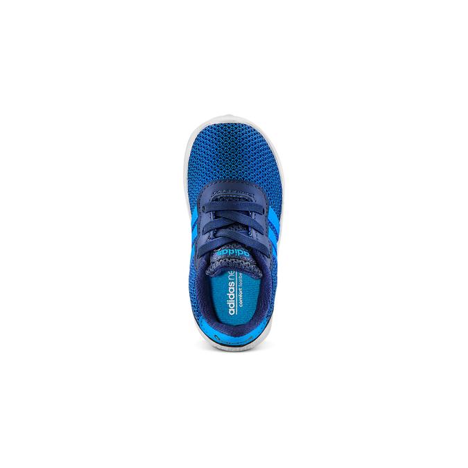 Childrens shoes adidas, Bleu, 109-9288 - 17