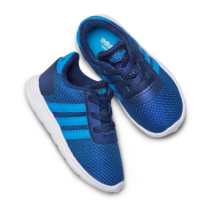 Childrens shoes adidas, Bleu, 109-9288 - 26