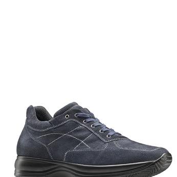 Men's shoes bata, Bleu, 843-9315 - 13