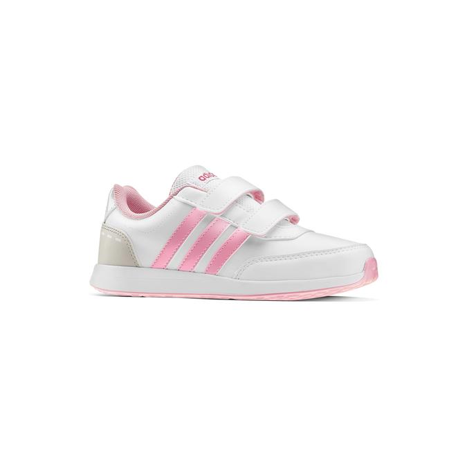 Childrens shoes adidas, Blanc, 309-1189 - 13