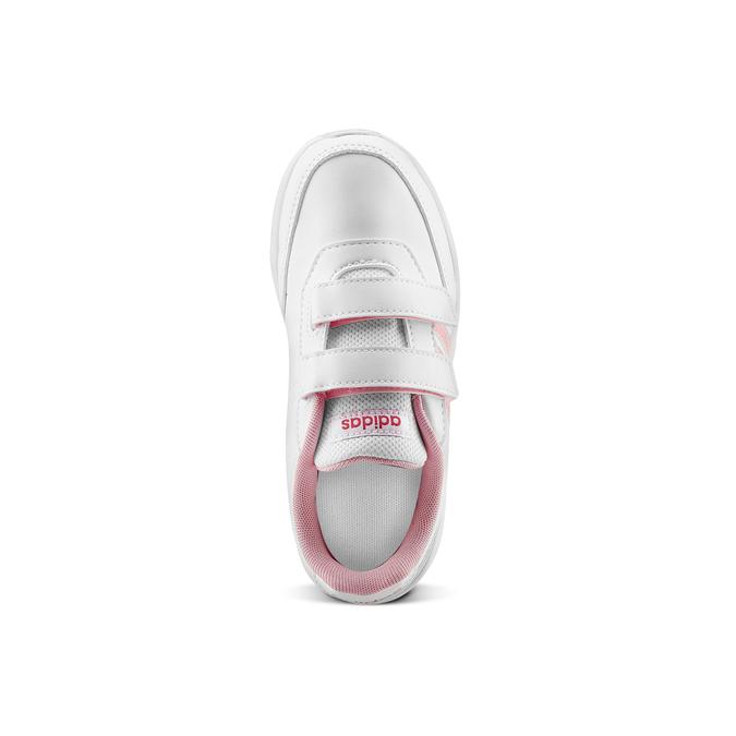 Childrens shoes adidas, Blanc, 309-1189 - 15