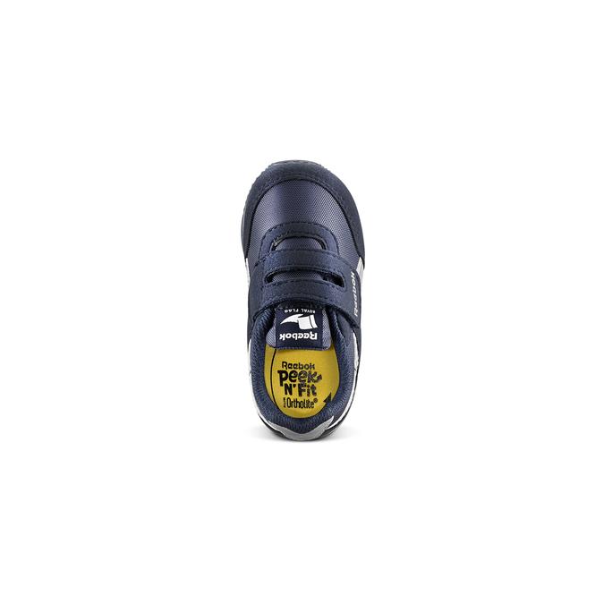 Childrens shoes reebok, Bleu, 109-9186 - 15