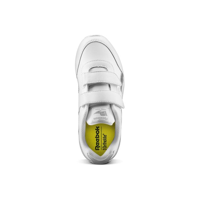 Childrens shoes reebok, Blanc, 301-1186 - 15