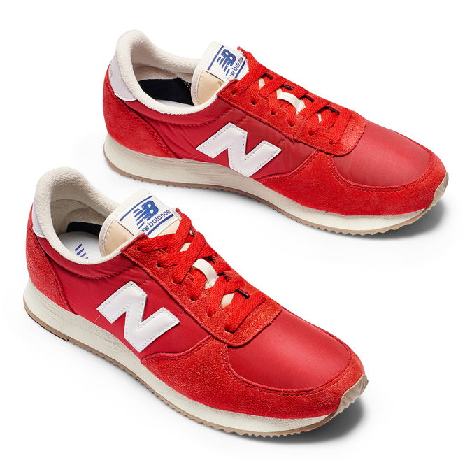 Childrens shoes new-balance, Rouge, 809-5320 - 19