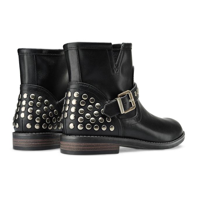 Women's shoes bata, Noir, 591-6112 - 26