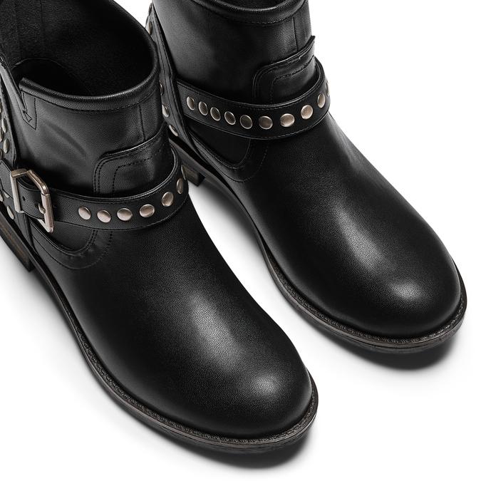 Women's shoes bata, Noir, 591-6112 - 17
