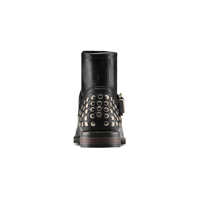 Women's shoes bata, Noir, 591-6112 - 15