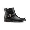 Women's shoes bata, Noir, 591-6112 - 13