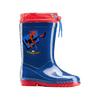 Bottes de pluie Spiderman spiderman, Bleu, 392-9190 - 13