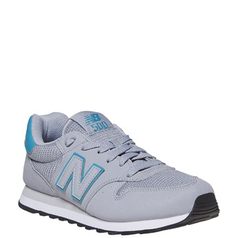 Childrens shoes new-balance, Gris, 509-2600 - 13