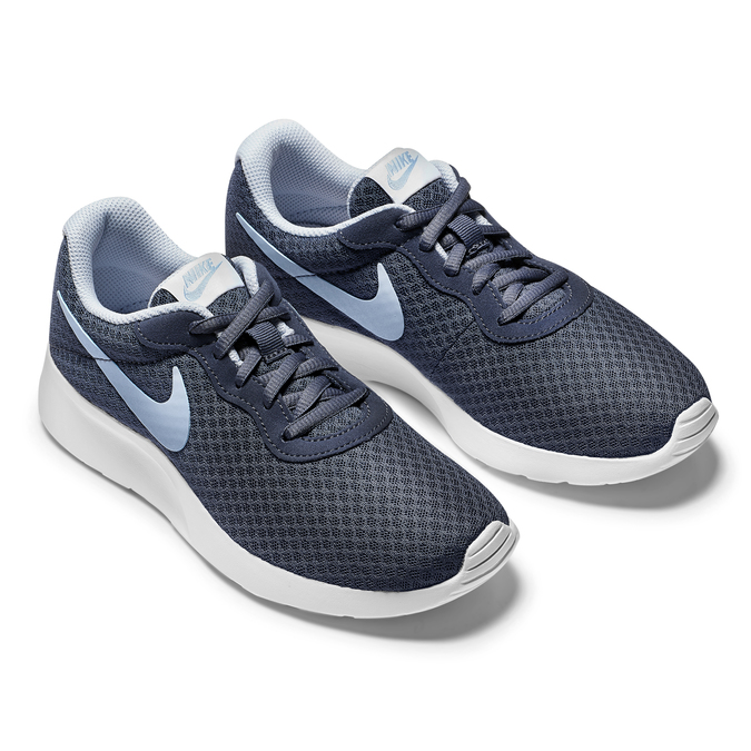 Childrens shoes nike, Bleu, 509-9257 - 19