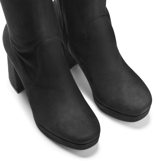 Women's shoes bata, Noir, 799-6663 - 15