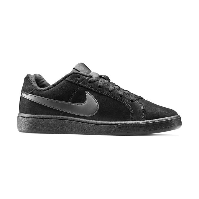 Childrens shoes nike, Noir, 803-6302 - 13