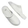 Chaussure d'intérieur pour homme bata, Blanc, 874-1803 - 19
