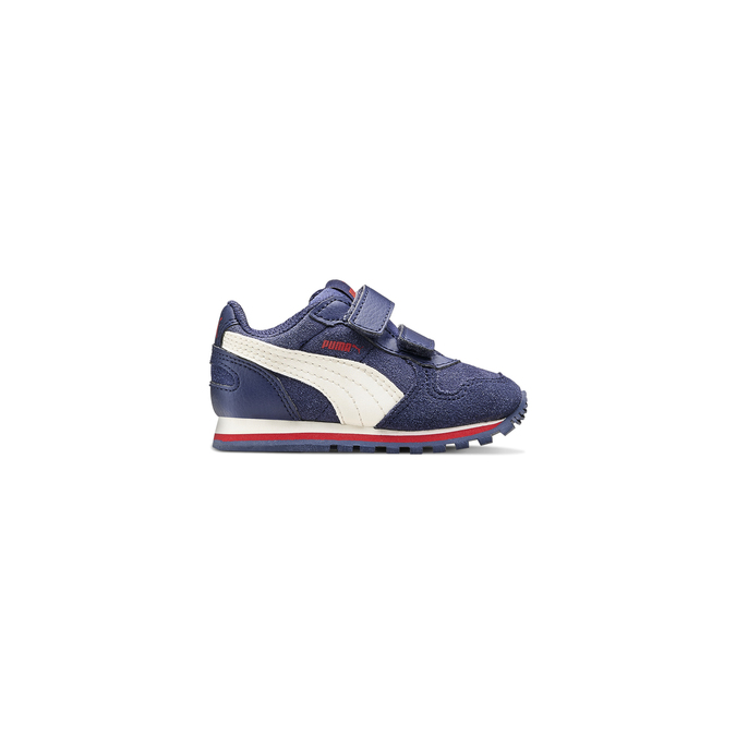 Childrens shoes puma, Bleu, 103-9182 - 26
