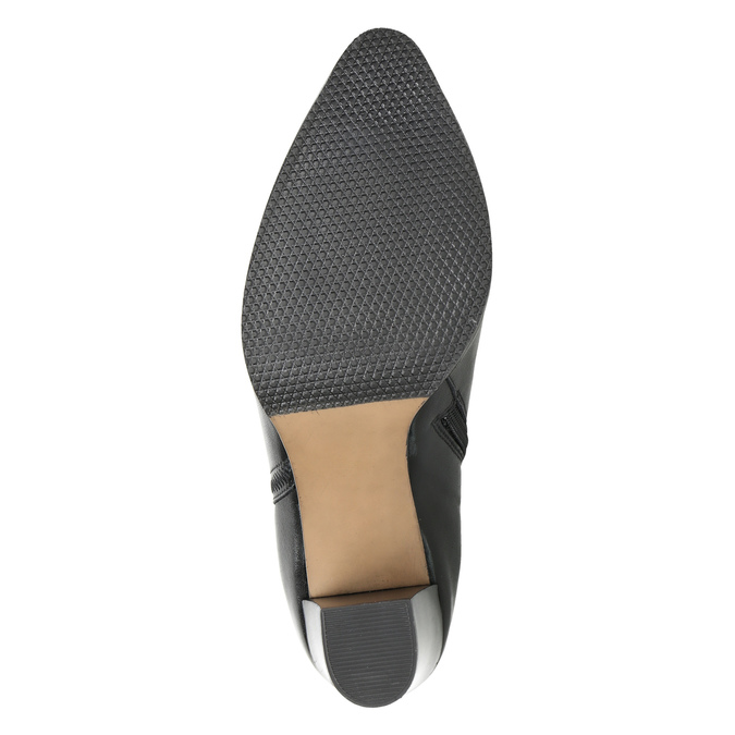 Women's shoes bata, Noir, 794-6356 - 19