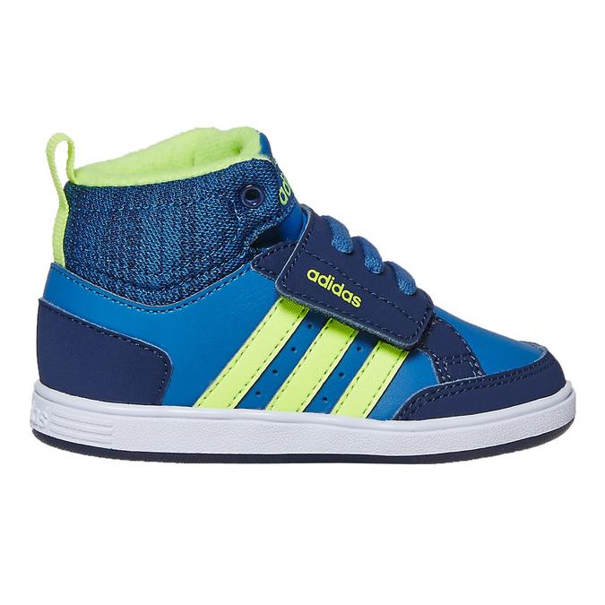 Childrens shoes adidas, Bleu, 101-9292 - 15