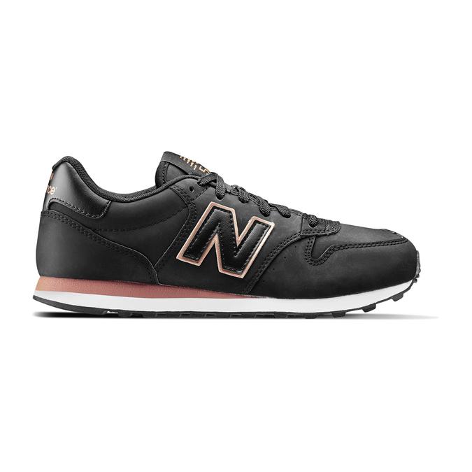 Childrens shoes new-balance, Noir, 501-6500 - 26