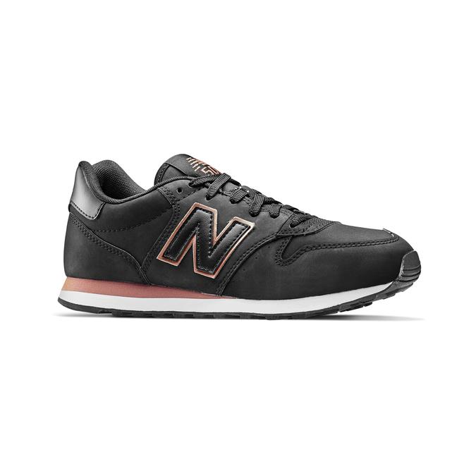 Childrens shoes new-balance, Noir, 501-6500 - 13