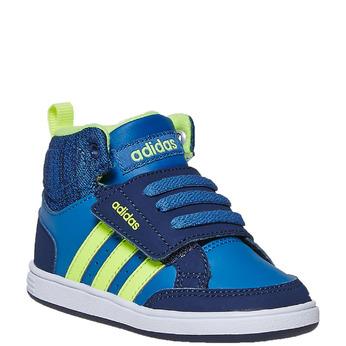 Childrens shoes adidas, Bleu, 101-9292 - 13