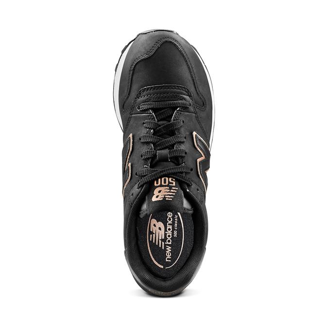 Childrens shoes new-balance, Noir, 501-6500 - 15