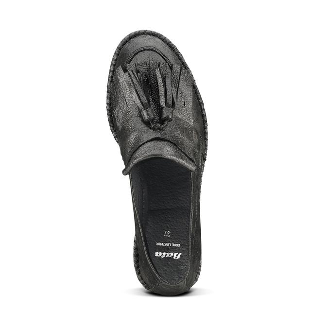 Women's shoes bata, Gris, 514-2416 - 15
