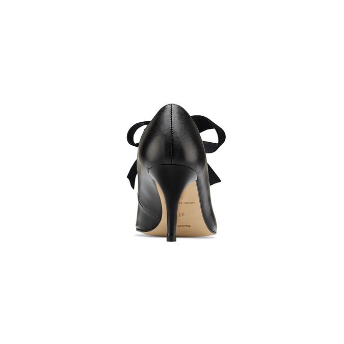 Women's shoes insolia, Noir, 724-6983 - 16