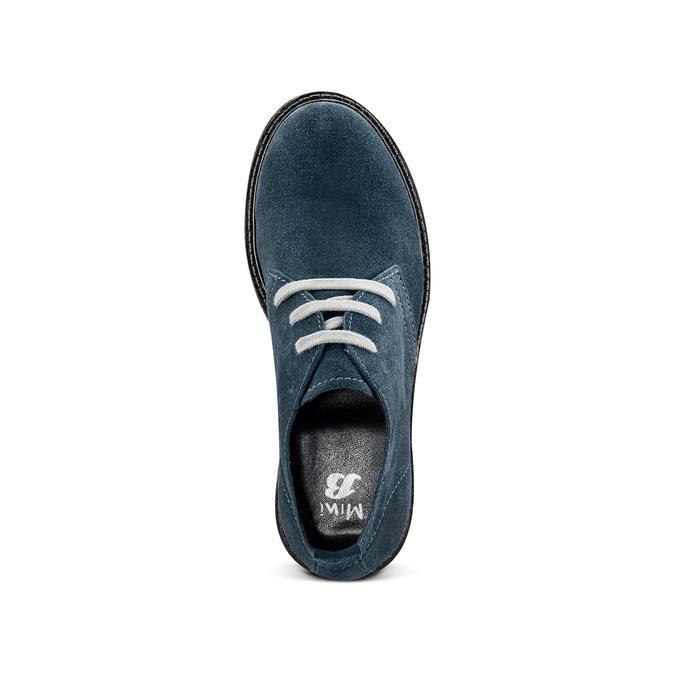 Childrens shoes mini-b, Bleu, 313-9278 - 17