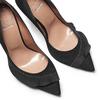 Women's shoes bata, Noir, 723-6155 - 19