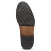 Men's shoes bata, Brun, 824-3997 - 17
