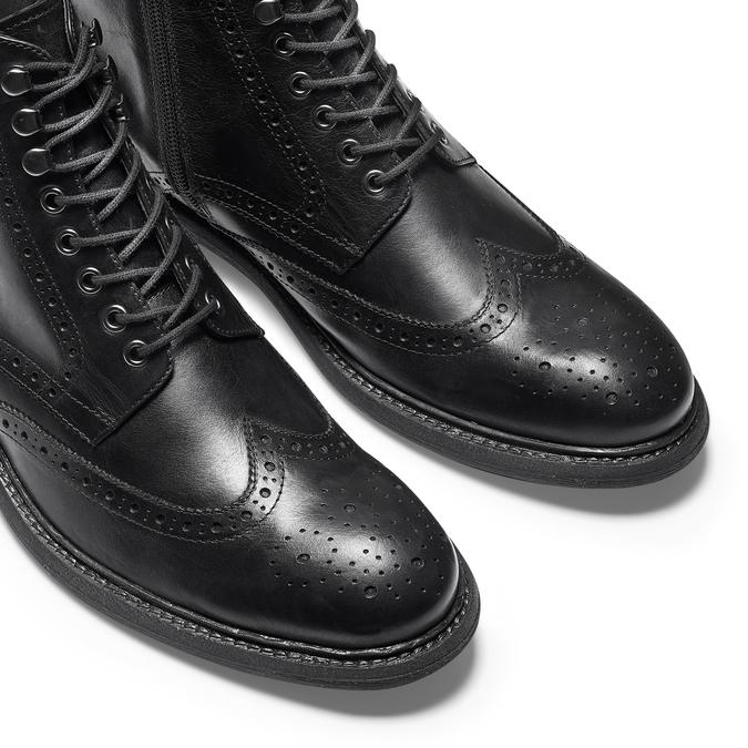 Men's shoes bata, Noir, 894-6725 - 15