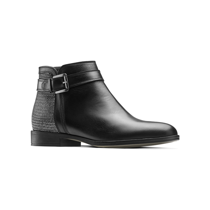 Women's shoes bata, Noir, 594-6299 - 13