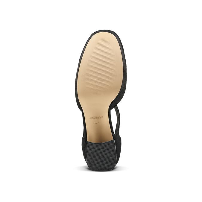 Women's shoes insolia, Noir, 729-6971 - 17
