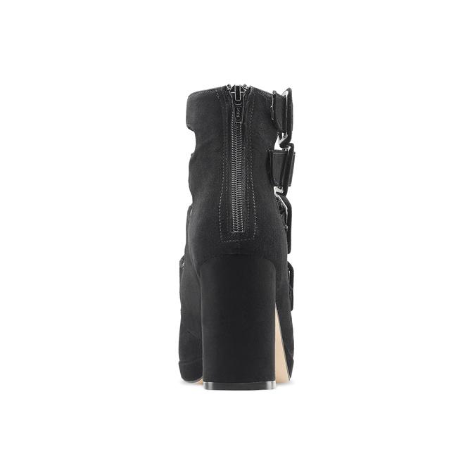 Women's shoes bata, Noir, 723-6984 - 16