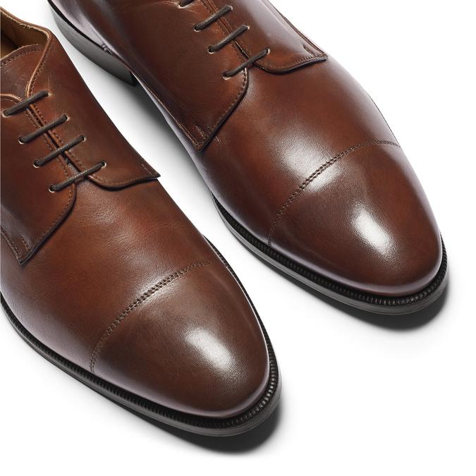 Men's shoes bata-the-shoemaker, Brun, 824-4184 - 19
